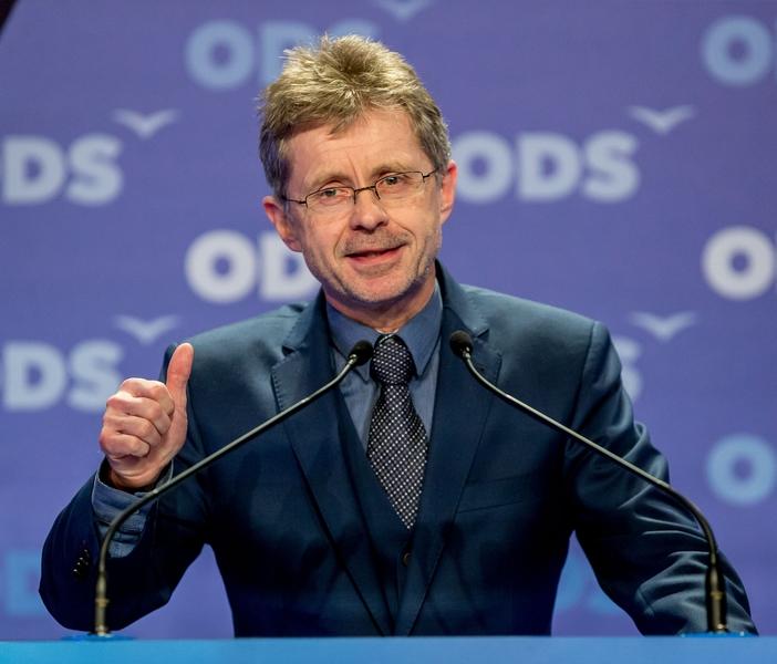 捷克參議院議長維特齊將在月底訪台,成為有史以來訪台最高層級的捷克官員。(維特齊官方網頁vystrcil.cz/web/zivotopis/)