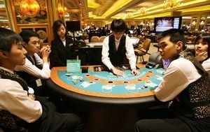 卑詩賭場髒錢或達20億 多來自中國豪賭客