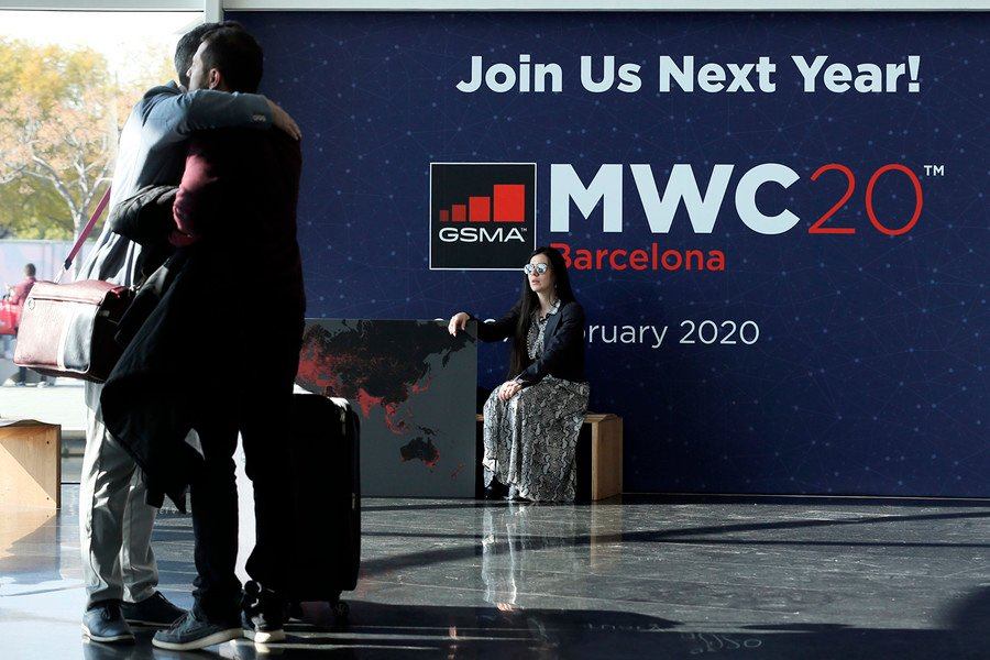受中共病毒影響 世界移動電信大會取消