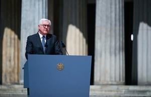 紀念二戰結束75周年 德總統:勿忘歷史
