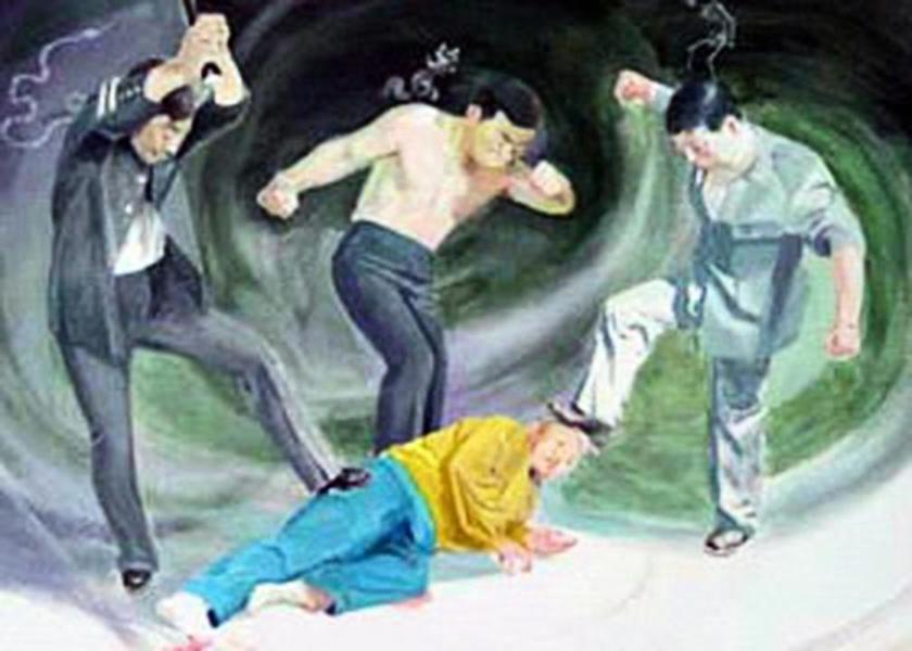 雲南勞教所的罪惡 抹不掉的「烙印」(下)