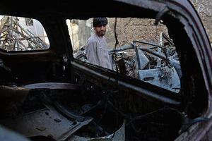 美將補償在無人機襲擊中喪生的阿富汗人親屬