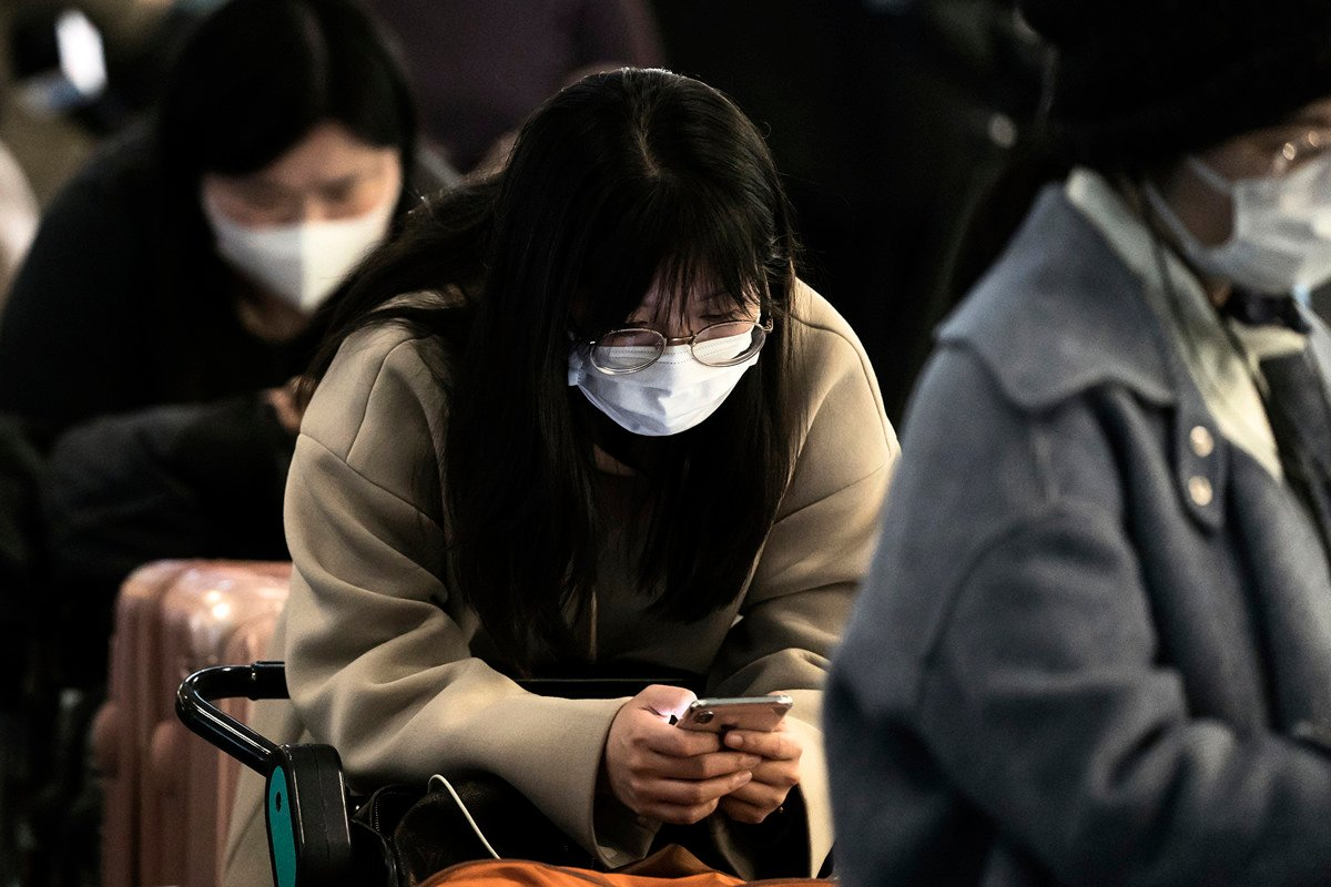 武漢肺炎疫情已在全球擴散,杭州宣佈封城。圖為示意圖。(Tomohiro Ohsumi/Getty Images)