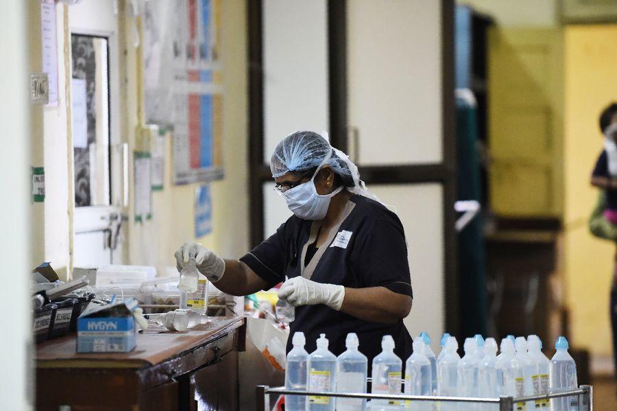 類似豬流感 印度現神秘病毒已致數十人死