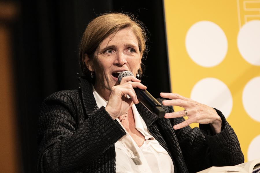 拜登提名前駐聯合國大使領導國際開發署