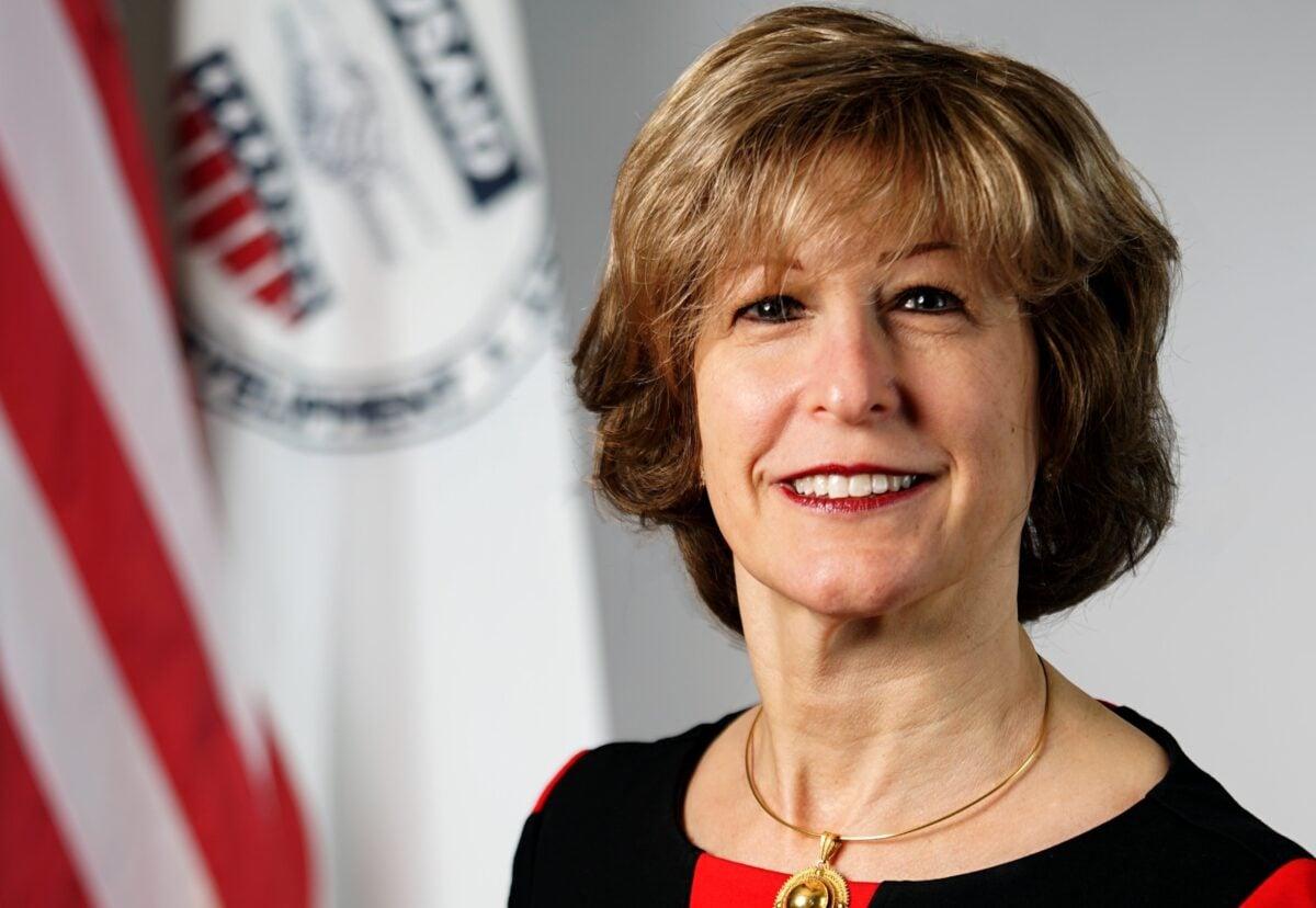 美國國際開發署副署長邦妮‧格里克(Bonnie Glick)。(U.S. Agency for International Development)