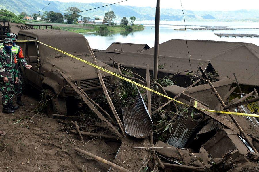峇里島發生規模4.8地震 造成至少3死7傷