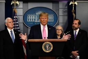 美衛生部長:總統果斷行動助美降低中共肺炎風險