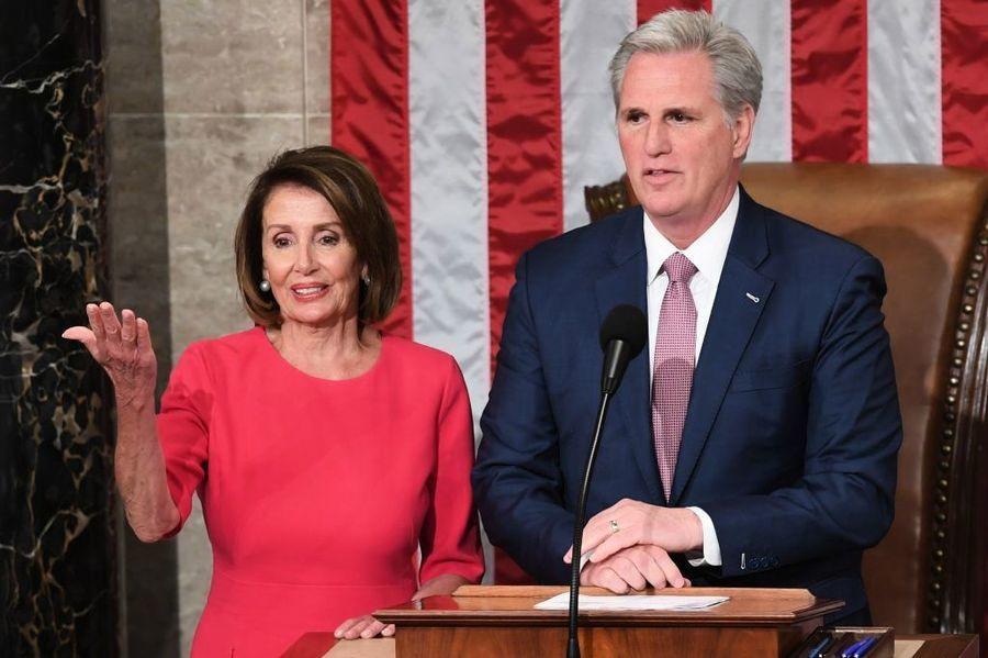 佩洛西拒兩議員加入國會事件調查 麥卡錫回應