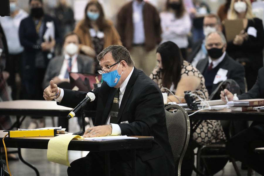 特朗普新訴訟:威州22萬張缺席選票有問題