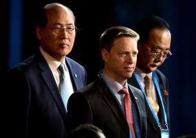 特朗普國安顧問以中文演講 談中國「五四」精神