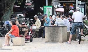 台灣新增302例本土病例 強化5大防疫措施