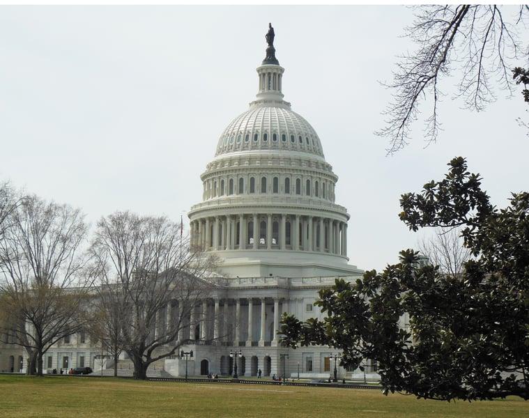 8月23日美國國會及行政當局中國委員會(CECC)寫信給世界銀行行長馬爾帕斯(David Malpass),強烈質疑該機構在2015年批准資助新疆「職業教育」的一項貸款。(李辰/大紀元)