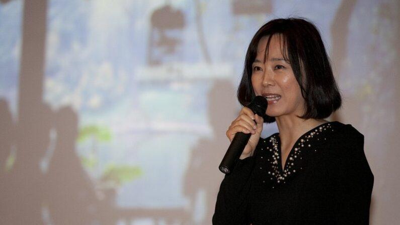南韓江原道中國城項目背後的「神秘女人」