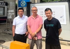 代理香港青年送中案受阻 律師:總得有人去做