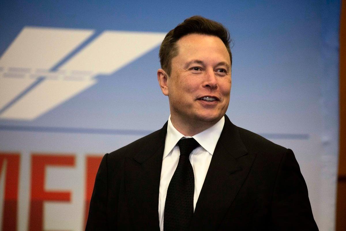 圖為SpaceX行政總裁埃隆·馬斯克(Elon Musk)。(Saul Martinez/Getty Images)