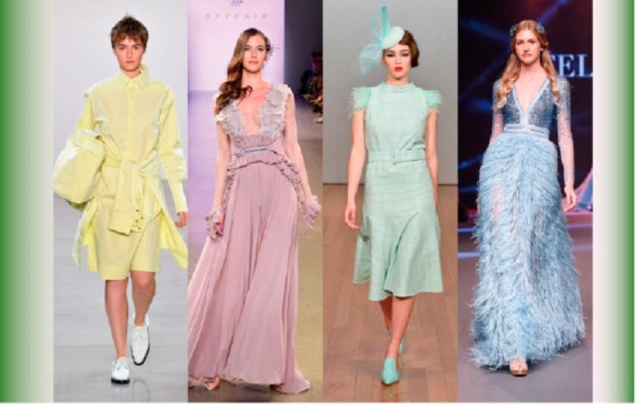 今年春夏最美的4種顏色 讓妳煥發光彩