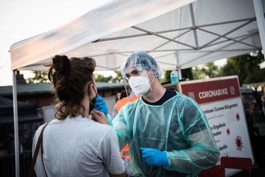 德國染疫者成倍增長 RKI:病毒成復發性流行病