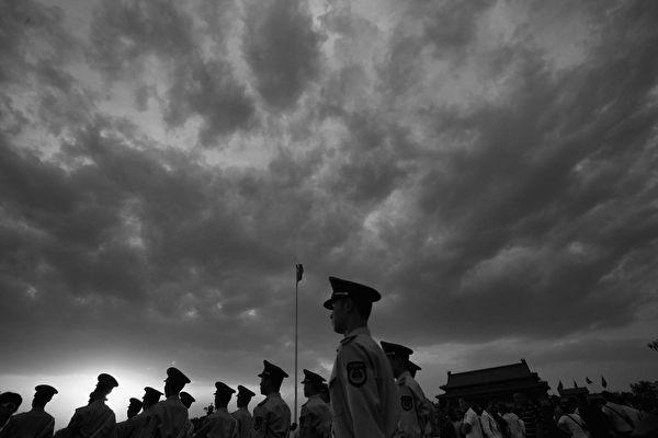 2020年以來,中共政法系統多名官員出事。(Feng Li/Getty Images)