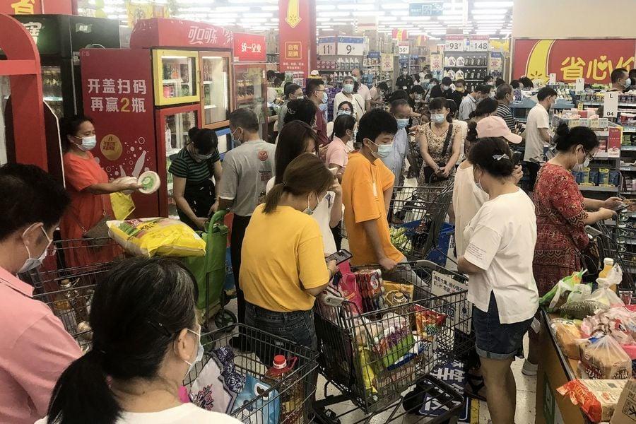 武漢再爆本土病例 湖北宣佈進入戰時狀態