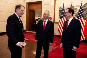 白宮:中美貿易談判30日開始 涉七議題
