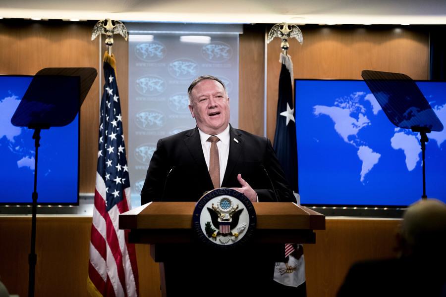 蓬佩奧:世界強國聯手對抗中共威脅