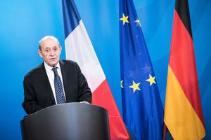 反擊中使館威脅言論 法國將召見中共大使