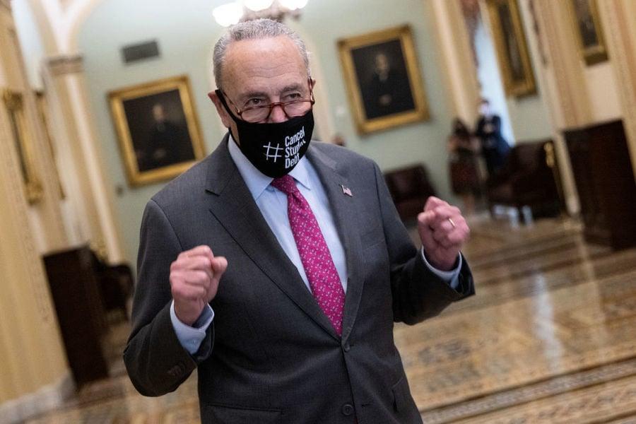 美參議院通過1.2萬億美元基建法案