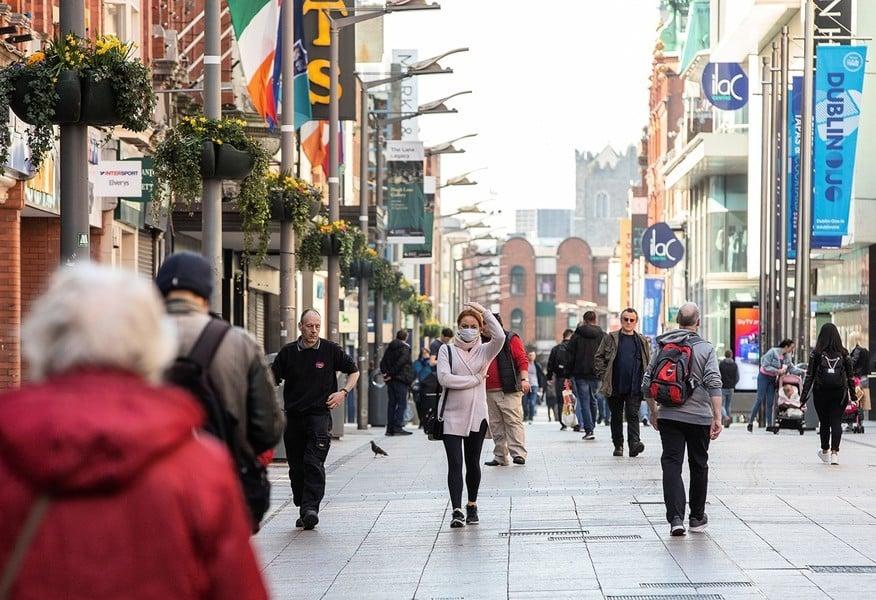 愛爾蘭醫護感染率高達四分之一 令人擔憂