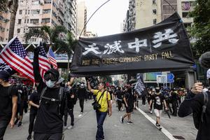 大陸人:香港不僅為自己抗爭 也為13億人抗爭