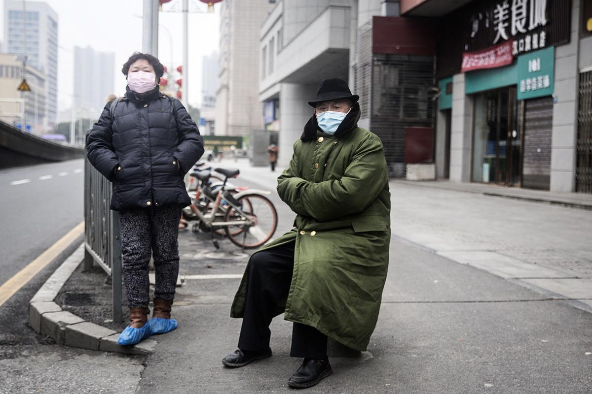 武漢疫情乃是中共造成的人禍,真相才能拯救生命。(Getty Images)
