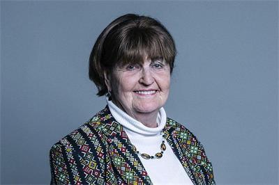 上議院議員考克斯男爵夫人(The Baroness Cox)(明慧網)