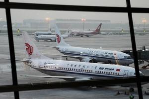 大陸三大航空公司2020淨利均預虧過百億