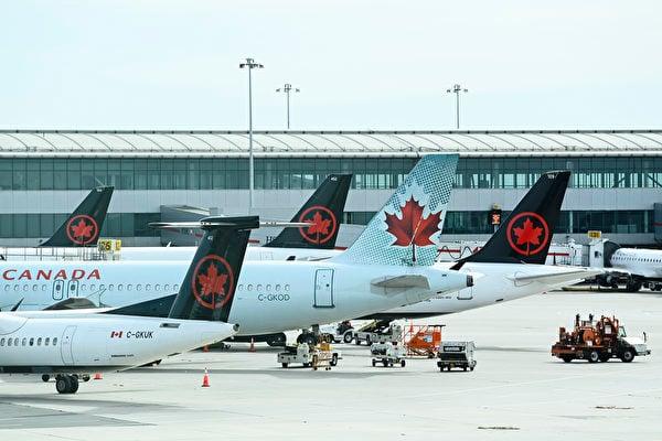 防疫措施致加拿大國際航空旅行暴跌