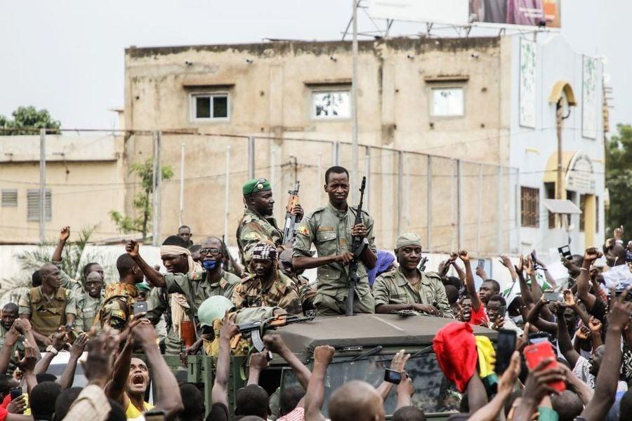 馬里政變 總統被迫辭職 中共跳腳回應