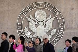 美多名議員提法案 擬限制中國學生學者簽證