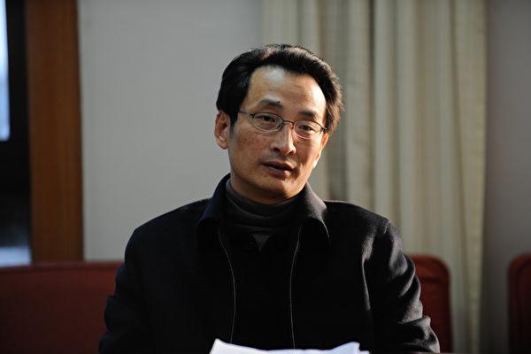 北京前副市長陳剛被雙開。(大紀元資料室)