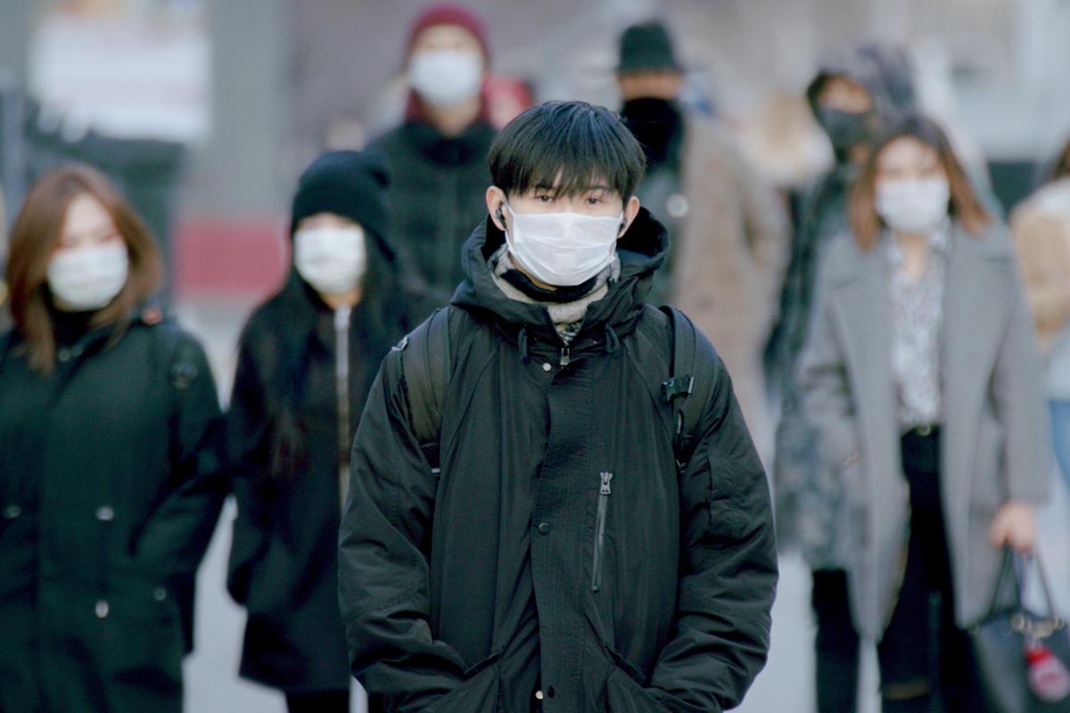 感染中共病毒的輕症患者,為何會發生猝死?(Shutterstock)