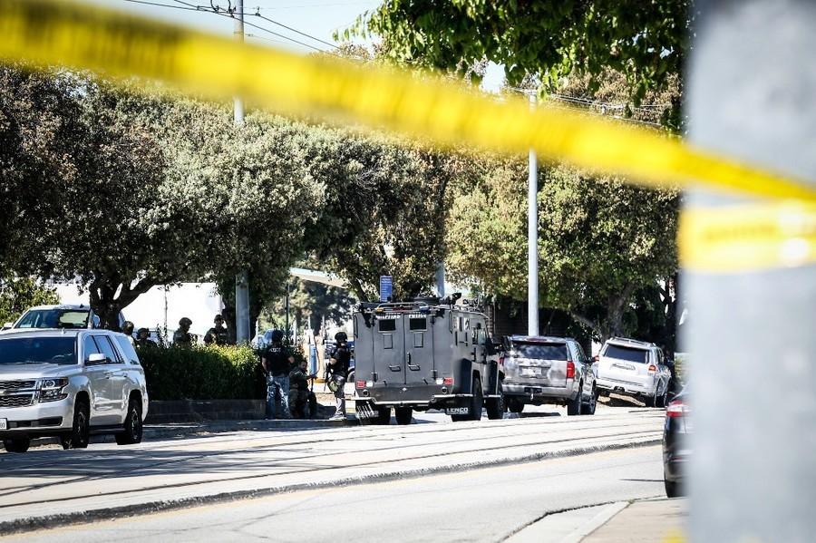 【快訊】矽谷爆大規模槍案 多人死傷
