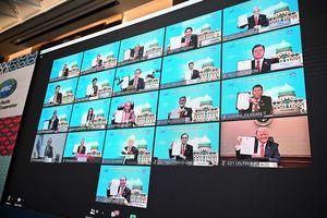 亞太峰會召開 特朗普習近平影片出席引關注