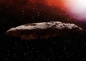 闖入太陽系的雪茄狀天體來自哪裏去向何方