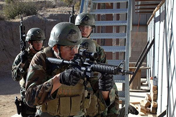 從緝拿拉登轉為抗共 美海豹突擊隊重大轉型