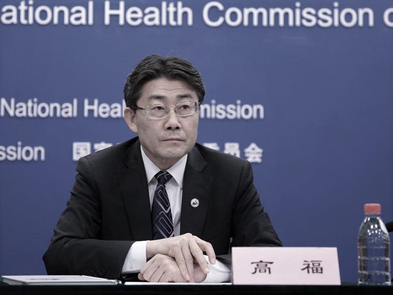 陳思敏:高福領導疾控中心再發新論文披露甚麼