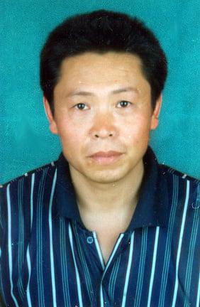 崔志林生前照片。(明慧網)