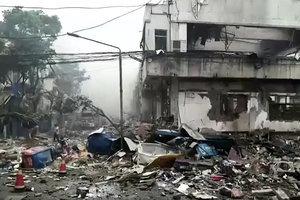 湖北十堰燃氣爆炸事故 遇難者升至25人