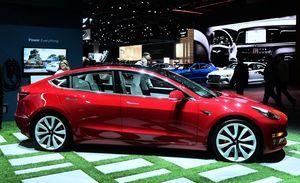 大陸Tesla四個月售9.5萬輛 第二季產能售罄