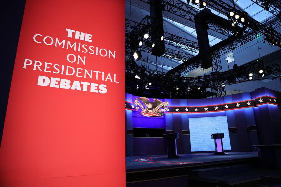 特朗普不同意總統辯論委員會改變規則