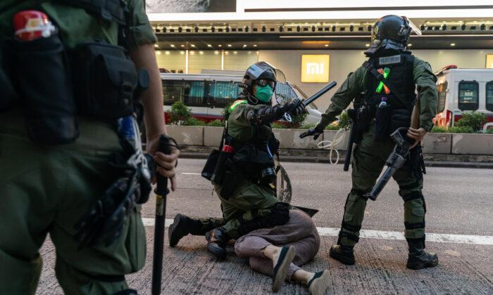 【名家專欄】虐待英籍人士 香港官員當受制裁