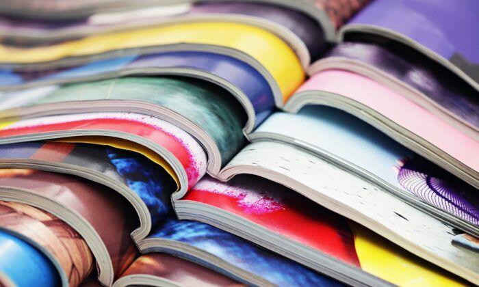 《經濟學人》雜誌示意圖。(Pixabay)