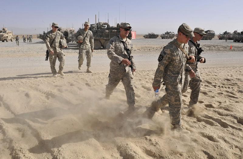 拜登:美國將在8月底結束阿富汗戰爭